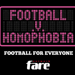 Football v Homophobia grants available to fight for equality during month of action
