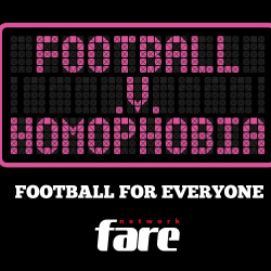 Football v Homophobia month of action underway – Get involved