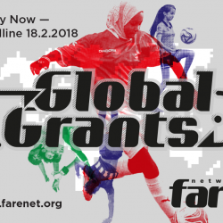 Apply now for Fare Global Grants