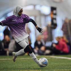 'Inclusion and respect is a right': Roundtable on ethnic minority women and football