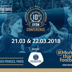 Paris Saint-German to host EFDN conference in March