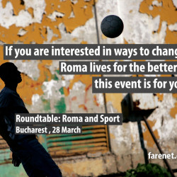 Roundtable: Roma inclusion and the role of sport