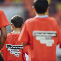 Grants of €5,000 available for ambitious initiatives during #FootballPeople 2018