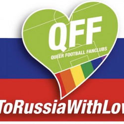 #ToRussiaWithLove say gay football fan clubs ahead of World Cup
