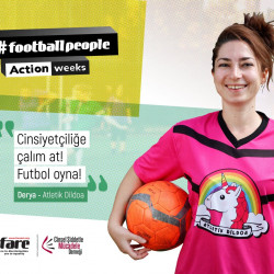 LGBT rights a major focus of Football People weeks as groups unite worldwide