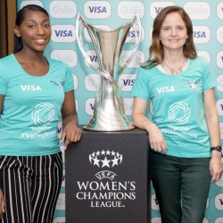 Fare blog: Why UEFA's new women's football sponsorship deal is important