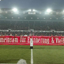 Holocaust remembrance: German football unites to mark victims with 'Nie Wieder!' campaign