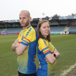 "Clubs in Belgium to wear rainbow armbands in ""Football for All"" weekend for equality"