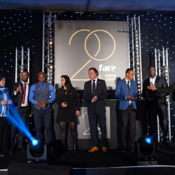Fare celebrates 20 years of fighting discrimination in football