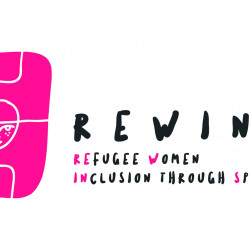 REWINS project partners research study to develop training for refugee women in sport