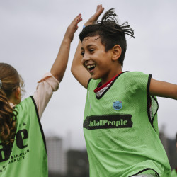 #FootballPeople weeks grants launched to drive diversity and inclusion through football