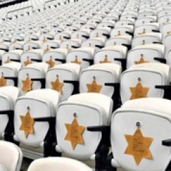 The Brazilian giants leading the way in memorialising the holocaust