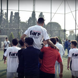 Join the #FootballPeople movement to help fight inequality