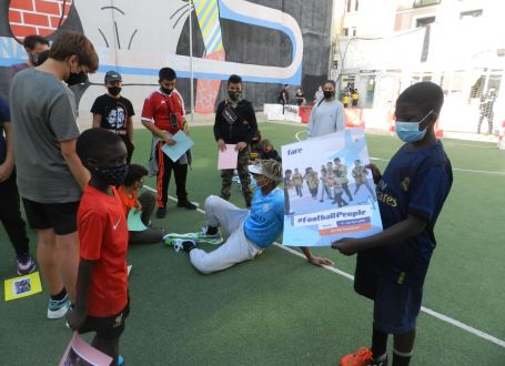 BLOG: 'Black Lives Matter is an inspiration for our young people in Madrid'