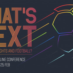 Fare v Homophobia: What's next for LGBTIQ+ Rights and Football? An online conference