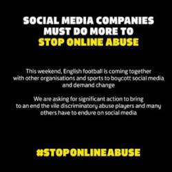Social media boycott brings a unified stand against discrimination in England