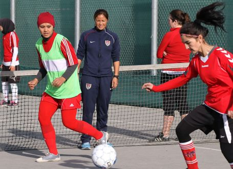 Sport and Football: What Next in Afghanistan?