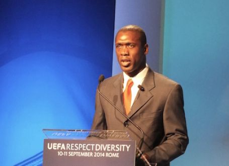 'Respect Diversity' conference inspires change in European football