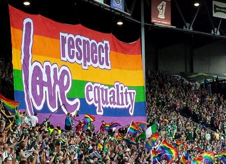 Fare and Football v Homophobia small grants for IDAHOT
