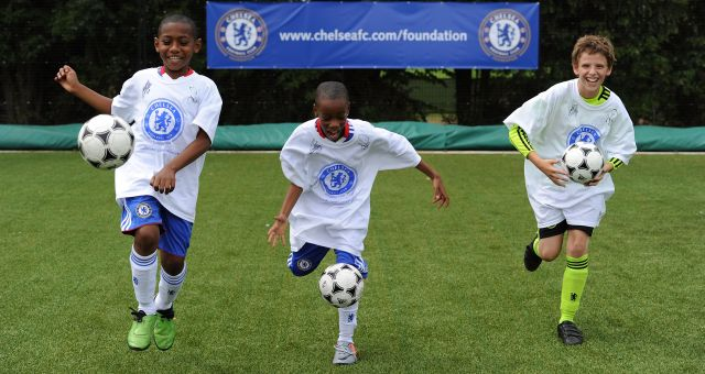 Chelsea Foundation Launch