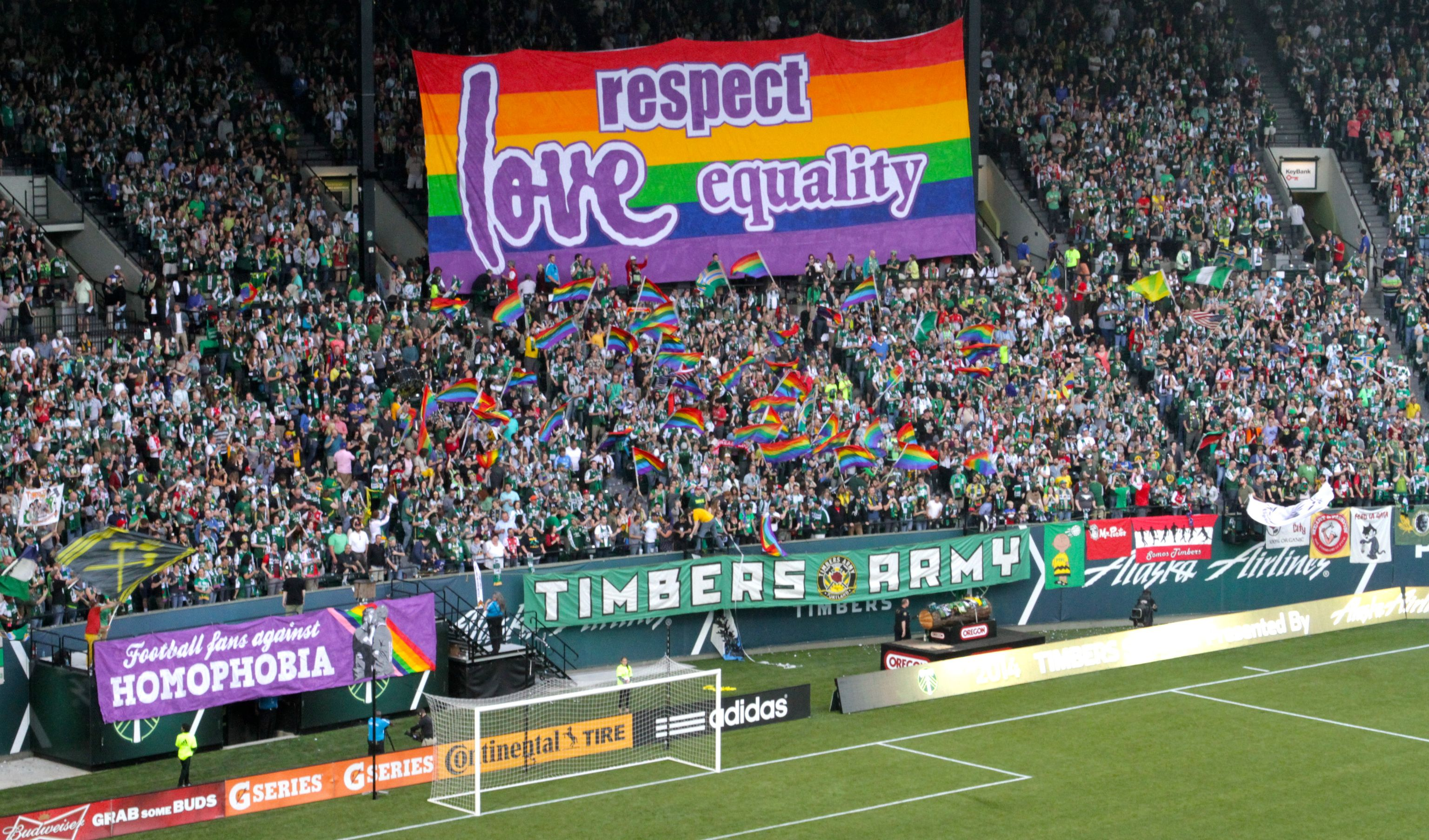Illustrative picture, US Timbers Army