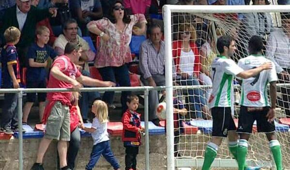 Racing Santander Koné racially abused during a Spanish Second Division B match in Llagostera