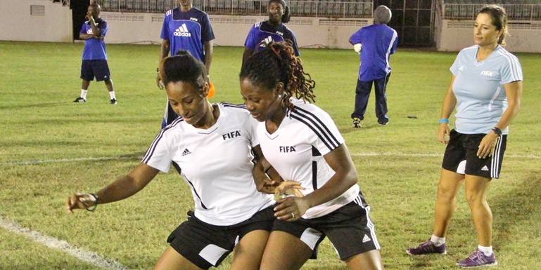 Women's Football Antigua