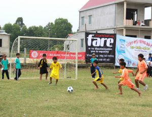 2014 AW Vietnam Football for All in Vietnam 4